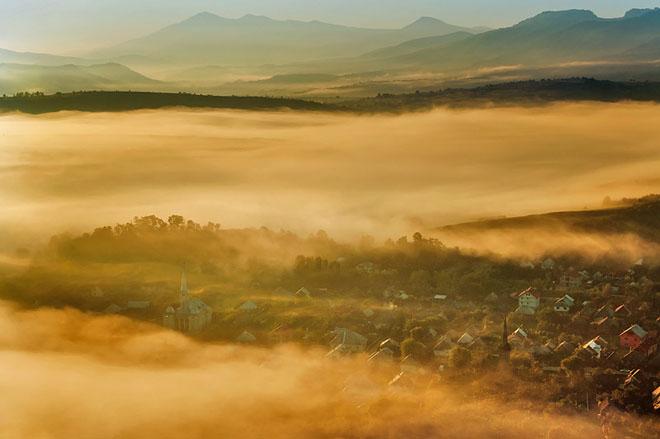Romania vazuta de Cornel Pufan - Poza 8