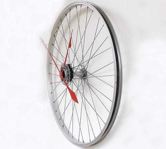 Ceasul din roata de bicicleta - Poza 2