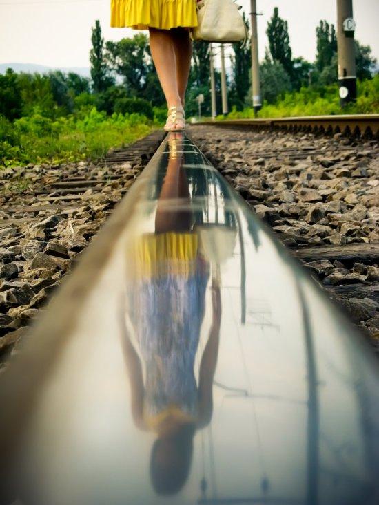 45 de fotografii superbe cu reflexii - Poza 29
