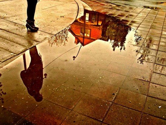 45 de fotografii superbe cu reflexii - Poza 42