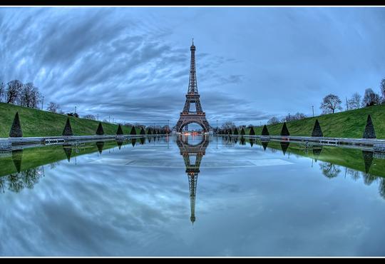 45 de fotografii cu reflexii impresionante - Poza 4