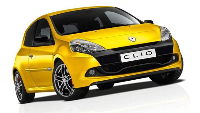 Renault Sport Clio 200 - Poza 1