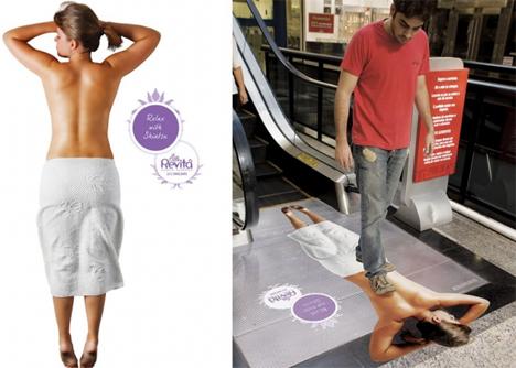 15 reclame creative, puse pe scari - Poza 13