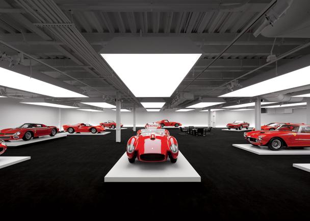 Cum arata garajul lui Ralph Lauren? - Poza 1