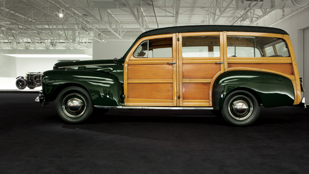 Cum arata garajul lui Ralph Lauren? - Poza 12