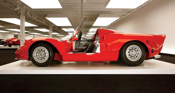 Cum arata garajul lui Ralph Lauren? - Poza 17