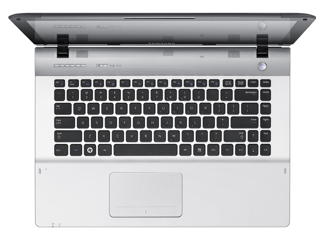 Samsung QX: Look a la MacBook - Poza 1