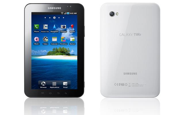 Samsung Galaxy Tab - Poza 1