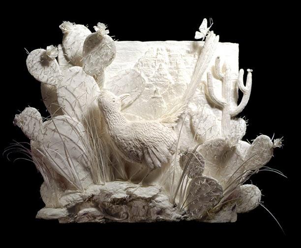 Sculpturi din hartie - Poza 19