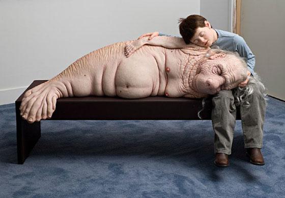 Sculpturi adorabile sau dezgustatoare? - Poza 1