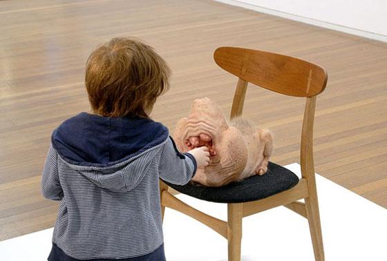 Sculpturi adorabile sau dezgustatoare? - Poza 12