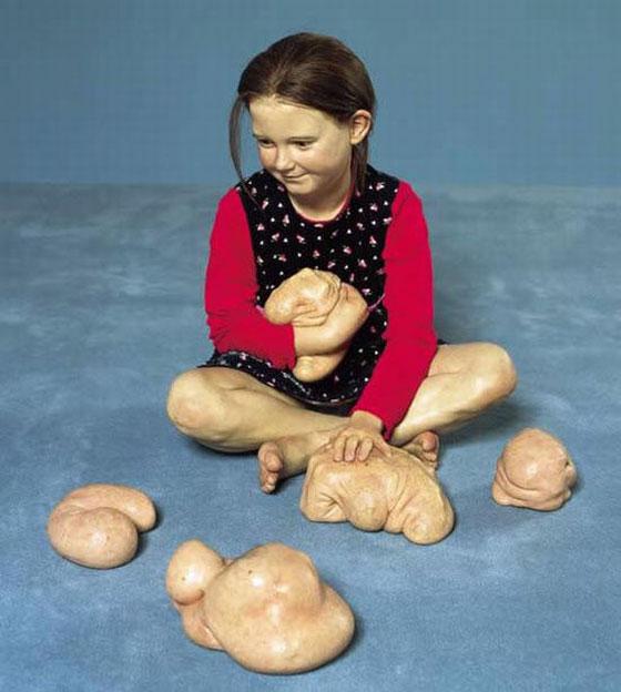 Sculpturi adorabile sau dezgustatoare? - Poza 19