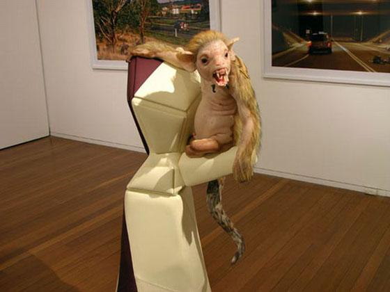 Sculpturi adorabile sau dezgustatoare? - Poza 28