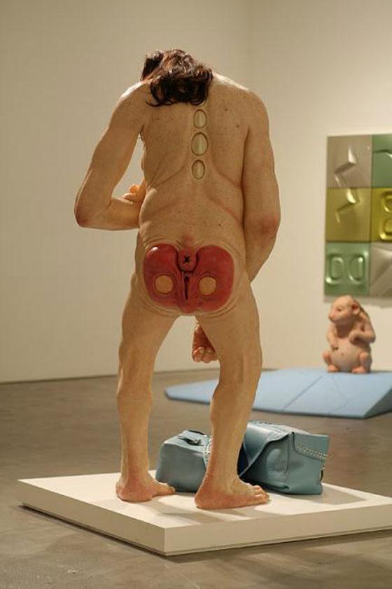 Sculpturi adorabile sau dezgustatoare? - Poza 33