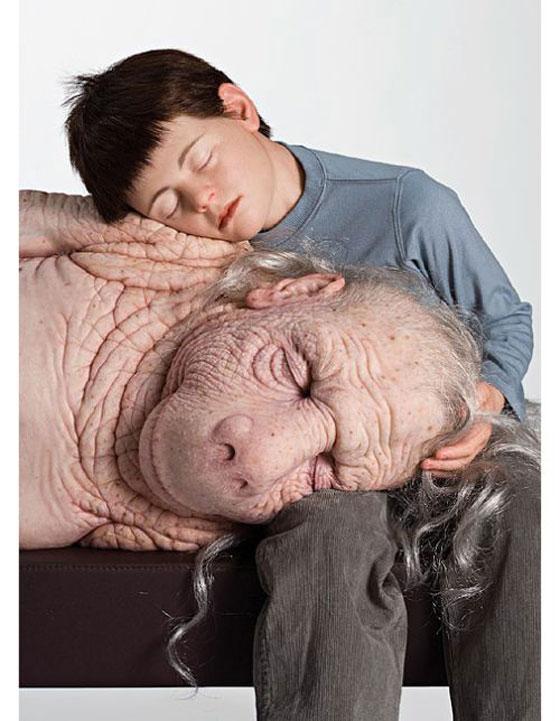 Sculpturi adorabile sau dezgustatoare? - Poza 4