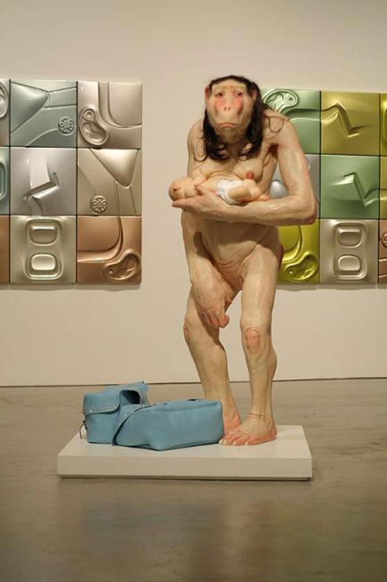 Sculpturi adorabile sau dezgustatoare? - Poza 38