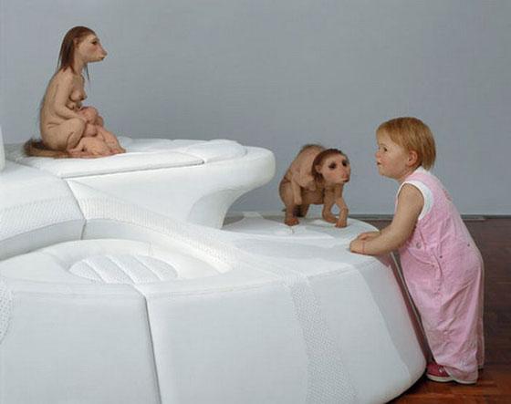 Sculpturi adorabile sau dezgustatoare? - Poza 8