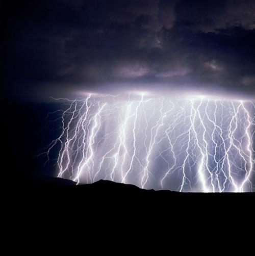 39 de fotografii uimitoare ale fulgerelor - Poza 10