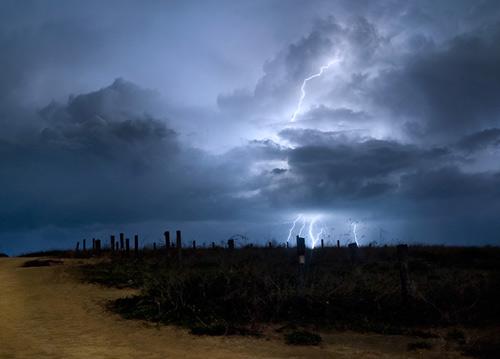 39 de fotografii uimitoare ale fulgerelor - Poza 24