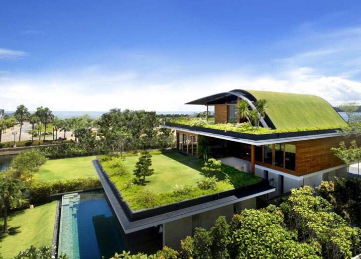 Ai vrea sa locuiesti in Sky Garden House? - Poza 1