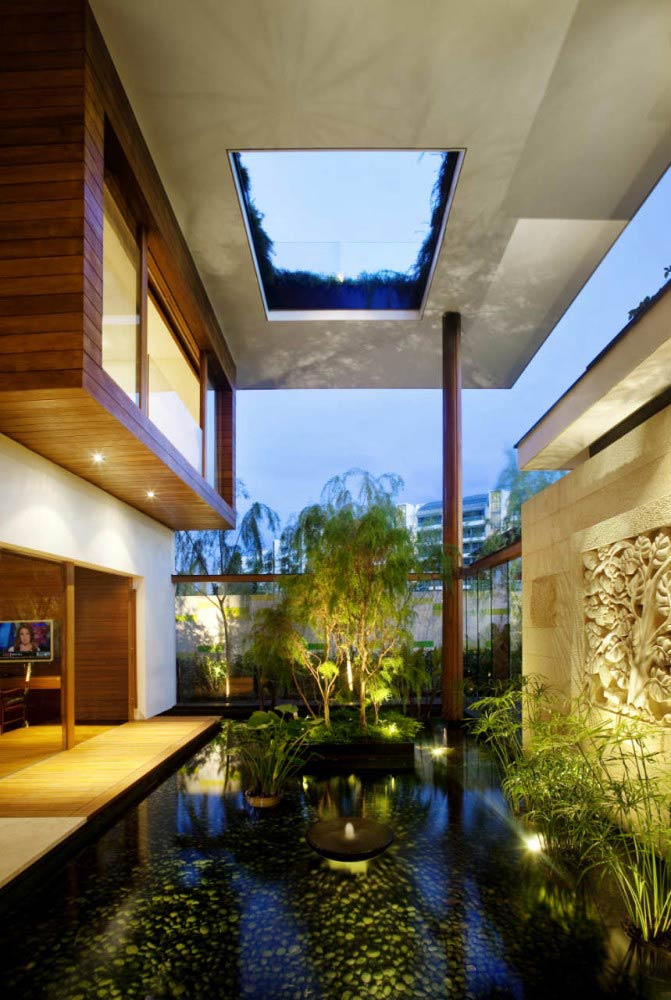 Ai vrea sa locuiesti in Sky Garden House? - Poza 11