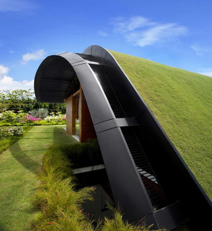 Ai vrea sa locuiesti in Sky Garden House? - Poza 2