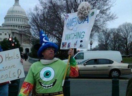 17 exemple de proteste amuzante - Poza 9