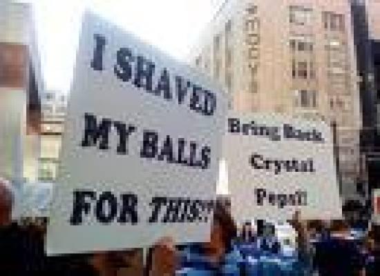17 exemple de proteste amuzante - Poza 11
