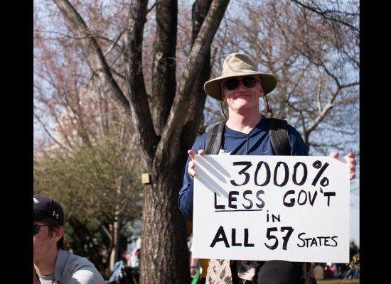17 exemple de proteste amuzante - Poza 14