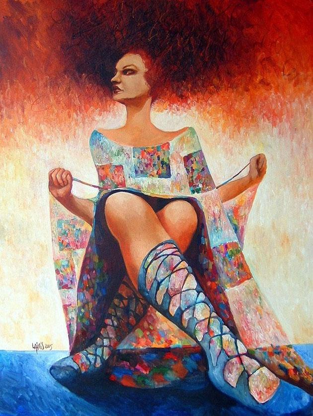 Picturi impresionante semnate Laimonas Smergelis - Poza 6