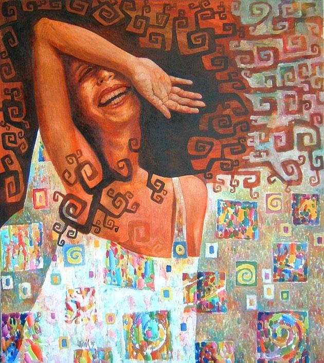 Picturi impresionante semnate Laimonas Smergelis - Poza 7