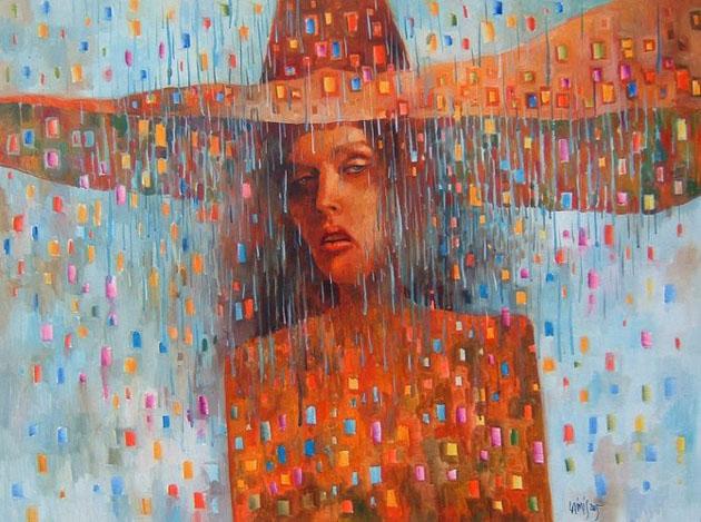 Picturi impresionante semnate Laimonas Smergelis - Poza 10