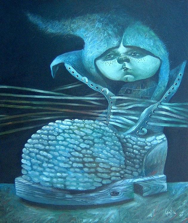Picturi impresionante semnate Laimonas Smergelis - Poza 13