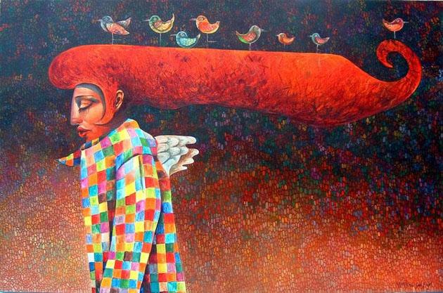 Picturi impresionante semnate Laimonas Smergelis - Poza 2