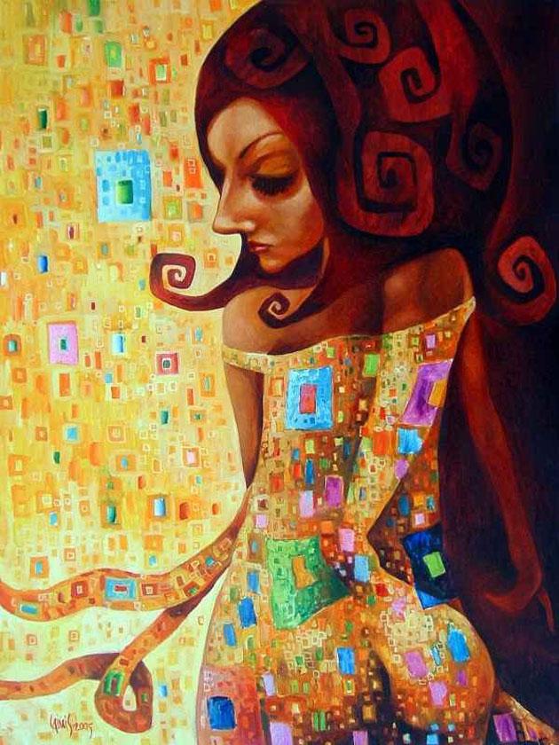 Picturi impresionante semnate Laimonas Smergelis - Poza 3