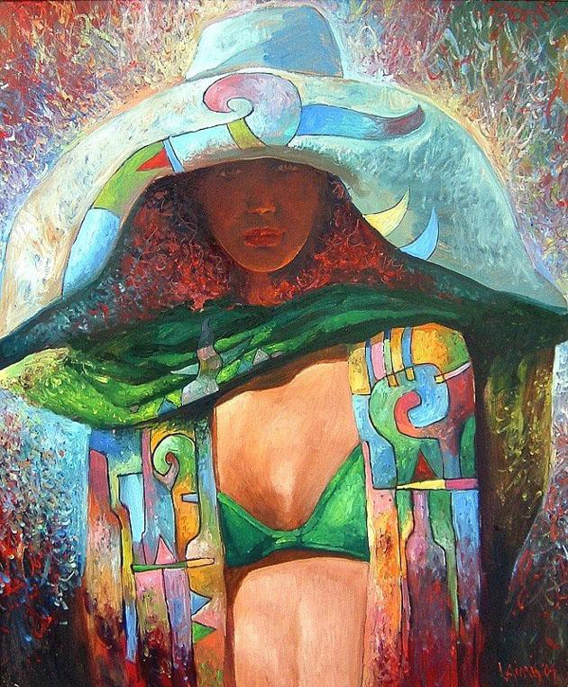 Picturi impresionante semnate Laimonas Smergelis - Poza 4