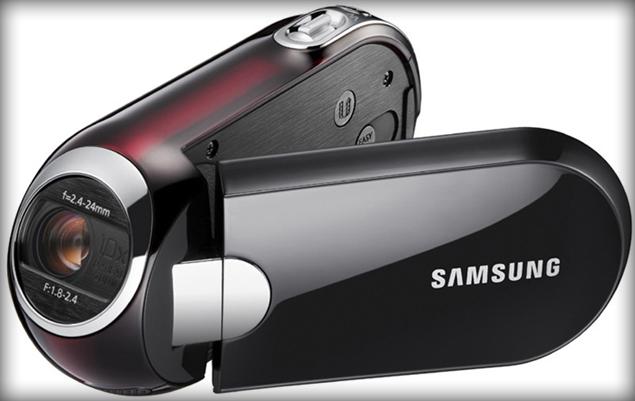Samsung SMX C10 si C14 - Poza 1