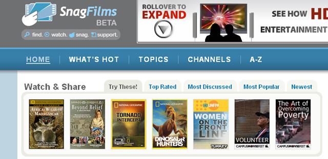 9 site-uri cu filme gratuite - Poza 1