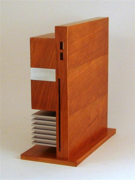 Carcasa PC din lemn si aluminiu - Poza 10