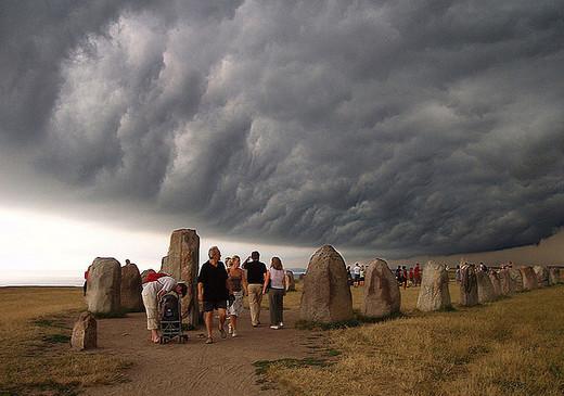 Natura dezlantuita: 30 de poze cu furtuni - Poza 2