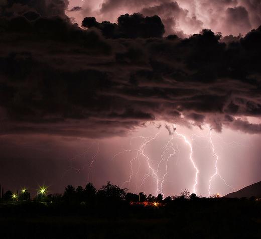 Natura dezlantuita: 30 de poze cu furtuni - Poza 18