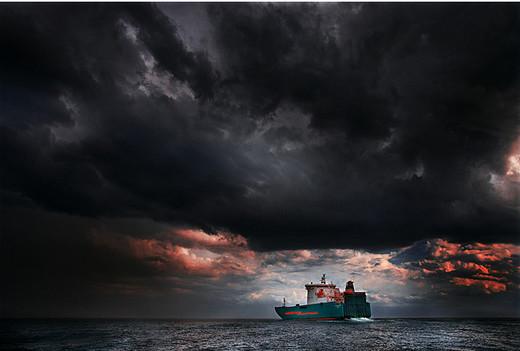 Natura dezlantuita: 30 de poze cu furtuni - Poza 30