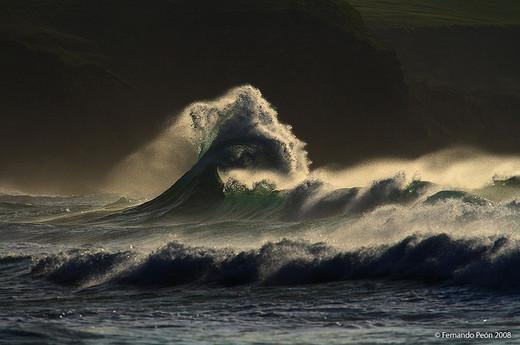 Natura dezlantuita: 30 de poze cu furtuni - Poza 6