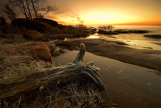La rasarit de soare: 33 de poze minunate - Poza 30