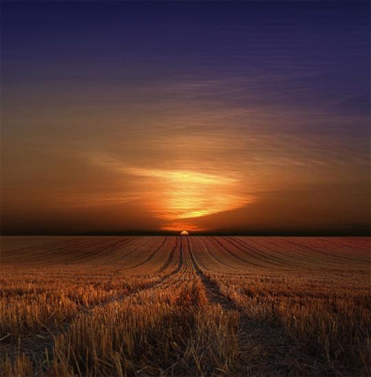 La rasarit de soare: 33 de poze minunate - Poza 33