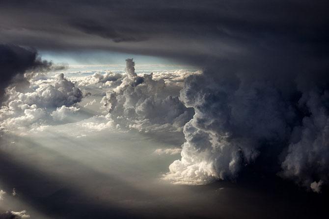 33 de poze extraordinare cu nori - Poza 27