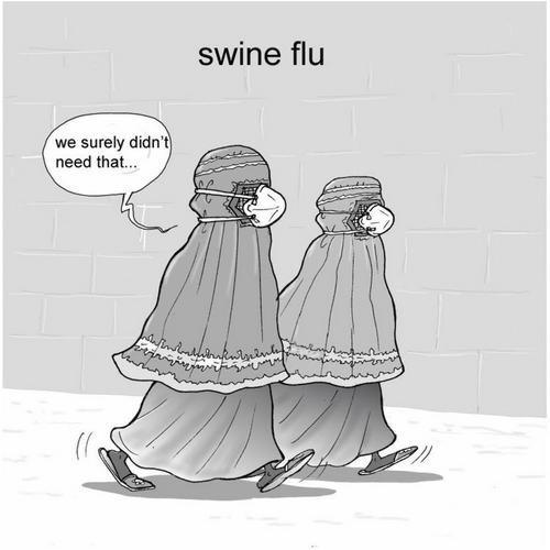 Parodii cu gripa porcina - Poza 4