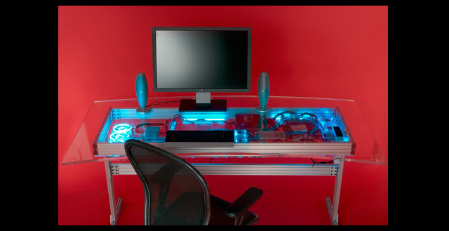 Liquid-Cooled Desk - Poza 1