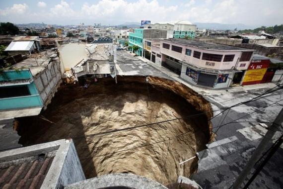 Marea gaura din Guatemala - Poza 2
