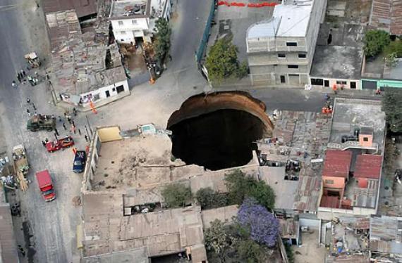 Marea gaura din Guatemala - Poza 3